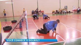 Torneio Regional de Goall Ball é sediado em Bauru
