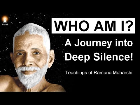 Ramana Maharshi Quotes: A Journey Into Deep Silence