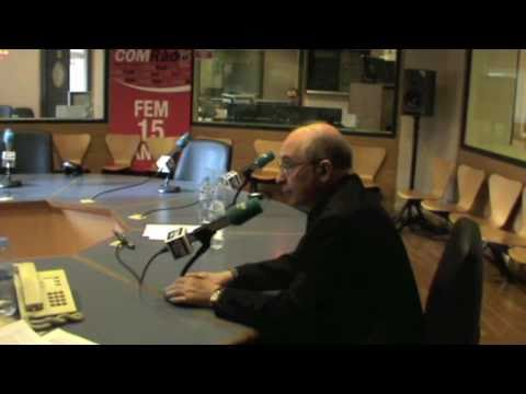Lluís Duch, entrevistat a 'Maneres de Viure' (COM Ràdio)