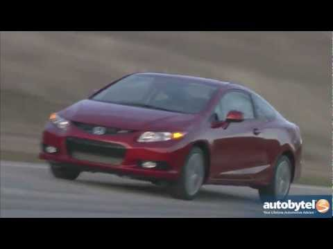 2012 Honda Civic Si: Video Road Test and Review