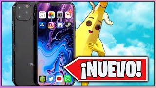NUEVO *IPHONE 11* GIGANTE (SIRI PRESENTA EL VIDEO) - FORTNITE MINIJUEGOS