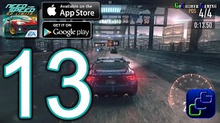 NEED FOR SPEED No Limits Android iOS Walkthrough - Part 13 - Car Series: Uber Subaru: Chapter 2, EA Games, video games