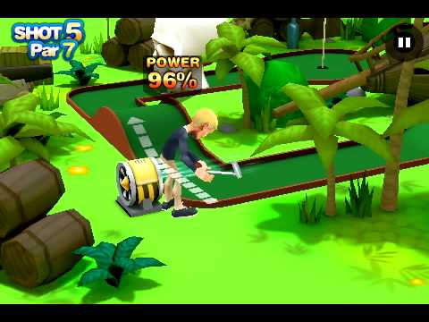 Video of 3D Mini Golf Challenge