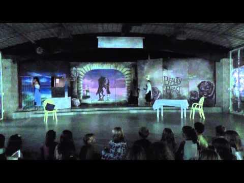 Beauty and the Beast [la bella e la bestia] Wintour - Village 4 Mori,Sardegna,ITALY - Summer 2012