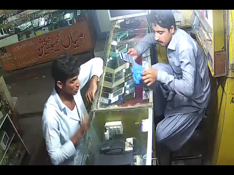 Mobile snatching In Mobile Market. VIDEO By S.S COM