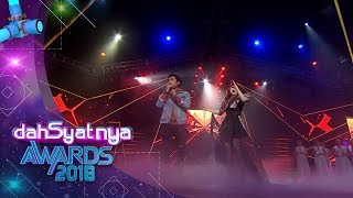 "Video DAHSYATNYA AWARDS 2018 | Armada Feat. Angela July, ""Asal Kau Bahagia"" [25 JANUARI 2018] MP3, 3GP, MP4, WEBM, AVI, FLV Juli 2018"