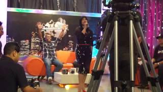 Vanilda Bordieri Canta Na RIT TV A PESCA Pela Primeiro Vez
