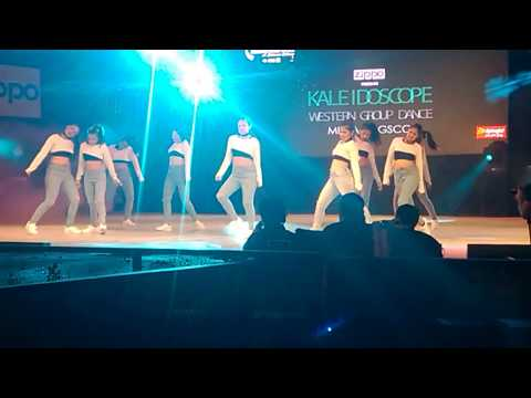 IIT Delhi - Rendezvous 2017 - Kaleidoscope   Western Group Dance   MISBA