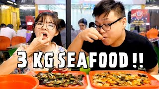 Video 3 KG SEAFOOD SAMPE PUAS DI KERANG KILOAN PAK RUDI !!! MP3, 3GP, MP4, WEBM, AVI, FLV April 2019