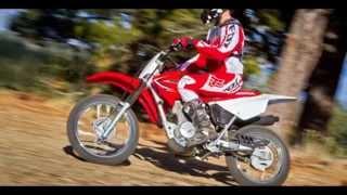 4. The 2013 Honda CRF80F