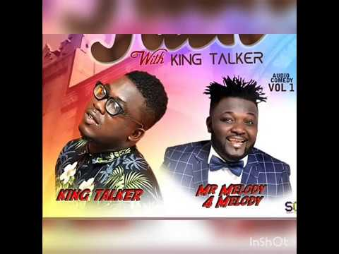 Kingtalker Feat. Melody4Comedy in Comedy Audio