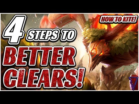 4 Steps To Better Jungle Clears - (Climb With Early Jungle Efficiency In Season 9!)
