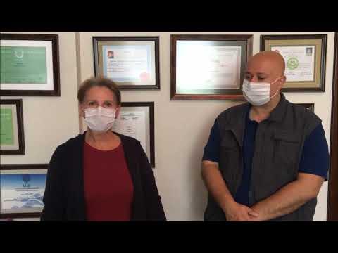 FRANSA'DA GİTMEDİĞİ DOKTOR KALMADI, ÇAREYİ TÜRKİYE'DE; PROF.DR.ORHAN ŞEN'DE BULDU