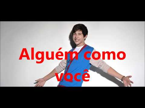Austin Mahone-Someone Like You (Letra BR-PT)