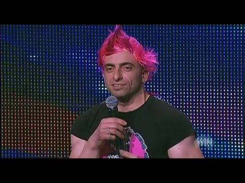 wheelchair - The Other Superman - Man in Wheelchair Defies Gravity - Australia's Got Talent 2013 - Audition [FULL]