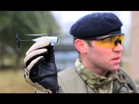Army - Tiny 'Pocket Drones