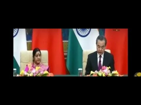 Breaking News: India-China reset ties as foreign ministers of both countries meet