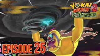 Eye of the Storm, Ft. Comic again - Yokai Watch 2 Episode 25