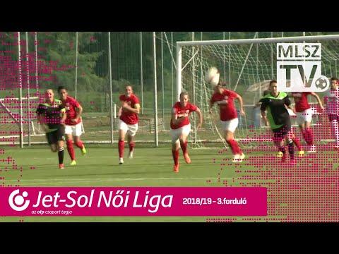 3. forduló: DVTK - ETO FC Győr 7-2