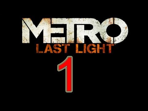 walkthrough - Metro Last Light Walkthrough part 1 Metro Last Light Walkthrough part 1 let's play gameplay no commentary HD full game ending review Channel/Subscribe link h...