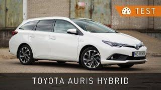 Toyota Auris Touring Sports 1.8 Hybrid Comfort (2016) - test [PL] [ENG sub] | Project Automotive