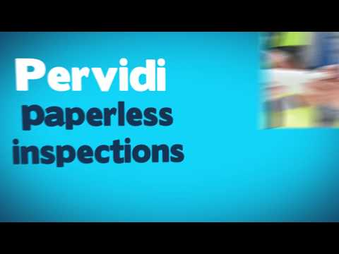 Paperless inspections using mobile devices