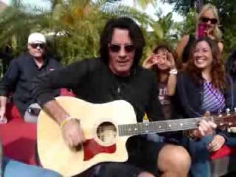Rick Springfield Club Med Trip Recap video