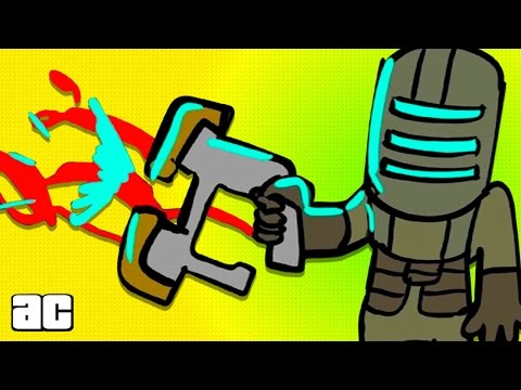 Dead Space ENTIRE Story in 3 Minutes Animated! | Arcade Cloud