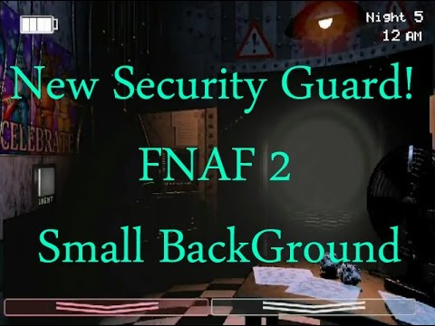 small - You are a new security guard in Five Nights At Freddy's 2: The Sequel because the steam greenlight page clearly says it. It also gives a small background to the new , reopened freddy fazbear...
