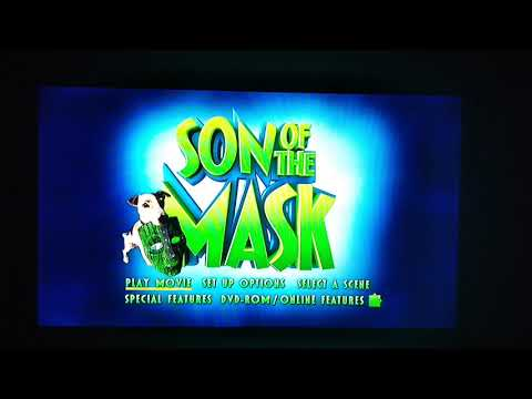 Opening to: Son of The Mask (2005) (DVD)