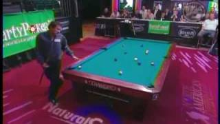 Efren Reyes Vs Earl Strickland - IPT North American Open 2006 (Round 3 Action)