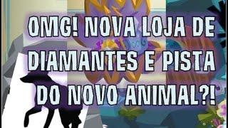 OMG! NOVA LOJA DE DIAMANTES E PISTA DO NOVO ANIMAL?! Video