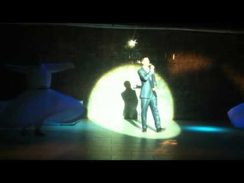 Sanatçımız Mesut Çakar Konserinden