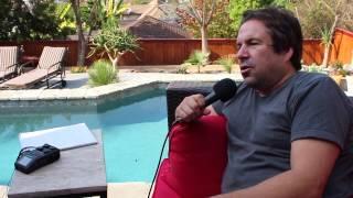 """""""Stuttering"""" John Melendez: Howard Stern & Jay Leno writer/personality (pt.1 of 2)"""