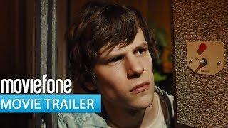 Nonton  The Double  Trailer  2014   Jesse Eisenberg  Mia Wasikowska  Sally Hawkins Film Subtitle Indonesia Streaming Movie Download