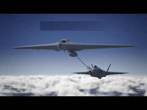 العرب اليوم - شاهد: تعرف على طائرة MQ-25 دون طيار والأقوى عالميًّا