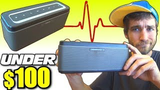 LOUDEST Bluetooth Speaker UNDER $100 w/ EXO's Douni A5 Review... The BEST BT Speakers of 2017!