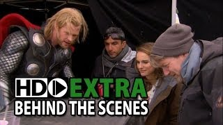 Thor (2011) Behind the Scenes, Making of & B-Roll - Part2/2