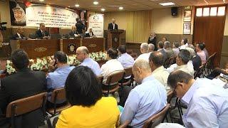 حفل توقيع اتفاقية اعداد الخارطة الاستثمارية لمحافظة طولكرم