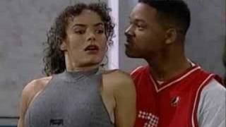 Fresh Prince Of Bel-Air Funny Will Smith Scene in the gym - YouTube