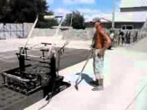 Вибростанок для тротуарной плитки своими руками