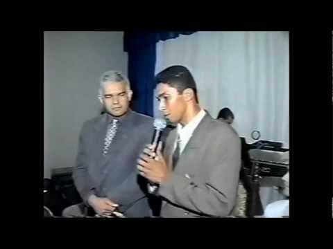 donizetepedro.com  Pau Brasil BA  Presidente da Assembléia de Deus