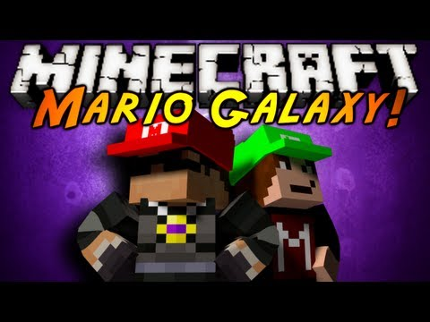 Minecraft: Super Mario Failaxy Part 2!
