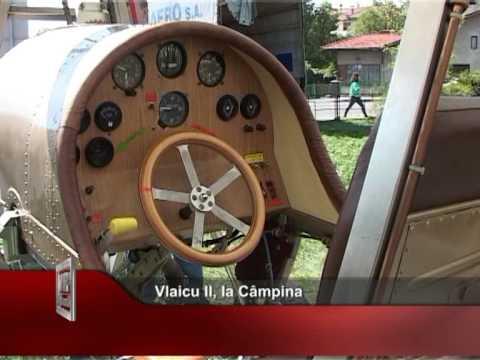 Vlaicu II, la Câmpina