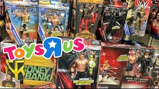 "Save 10% on your wrestling figures with promo Code ""GRIM"" here: http://www.ringsidecollectibles.com/Merchant2/merchant.mv?&DHGrim's Toy Show joins Ebenezer Mittelsdorf as he rages in reaction with the funniest freakout when finding WWE elite series figures and a toysrus shopping including hasbro roman reigns, kevin owens, and wwe mutants john cena, brock lesnar, walmart exclusive elites sami zayn and more on a wwe toy scavenger hunt! Check out more wwe toy shopping hunts on this channel! for entertainment purposes only, no actual crime was committed!thumnail logo by danny halpinOUR SECOND CHANNEL: http://www.youtube.com/user/kidlockdmhOFFICIAL WEBSITE: http://grimstoyshow.com/GET GRIMS TOY SHOW TSHIRTS HERE!! http://440416.spreadshirt.com/FOLLOW US ON TWITTER https://twitter.com/GrimsToyShowGrims Toy Show does NOT have a FACEBOOK or INSTAGRAM"