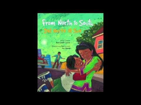 From North to South - Picture Book Trailer - René Colato Laínez