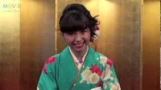 【ゆるコレ】小池里奈から新年のあいさつ