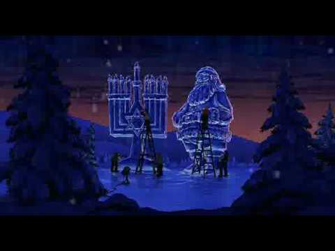Eight Crazy Nights - (2002) - Opening