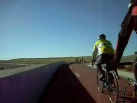 Carril bici de San Martin de la Vega