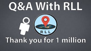 Q&A With RealLifeLore (1,000,000 subscribers video)